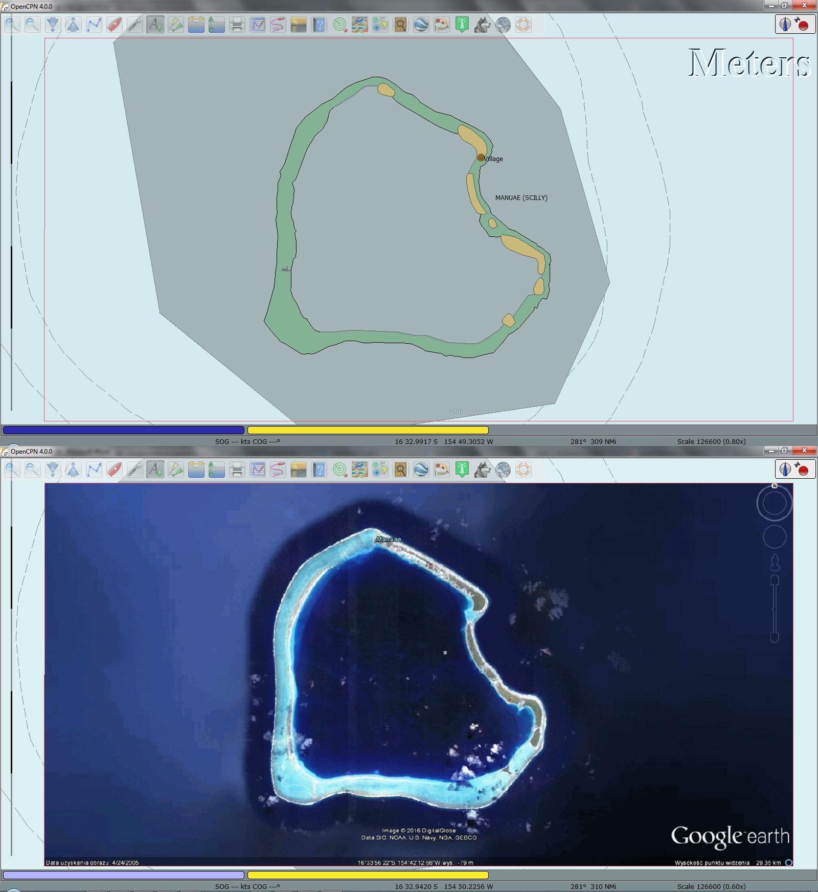 Nawigacja Google Zdjecia Satelitarne W Programach Nawigacyjnych